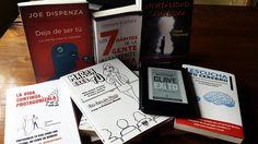 Los 5 últimos libros que he leído.