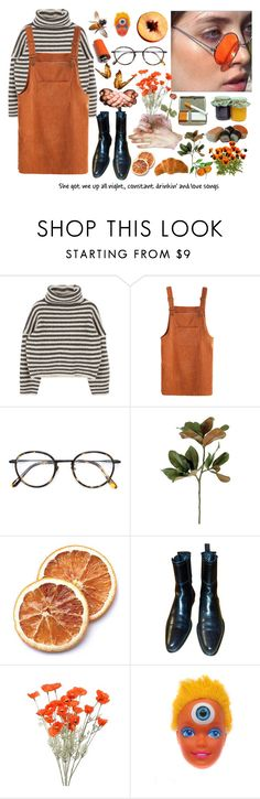 """""""~"""" by elle01-1 ❤ liked on Polyvore featuring Frency & Mercury and Jil Sander"""