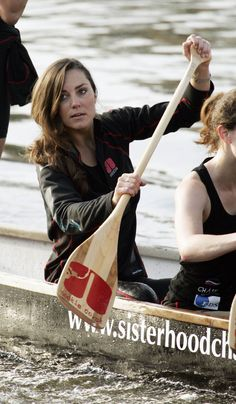 The girl who was born to be a princess — Kate Middleton training with her rowing team The. Prince George Alexander Louis, Prince William And Kate, William Kate, Middleton Family, Kate Middleton Style, Lady Diana, Princesa Kate Middleton, Before Wedding, Love Her Style