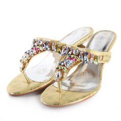 2b8a0c0934510 Sequin flip flops rhinestone shinning stylish shoes T26526 Flipping