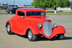 https://flic.kr/p/n4sQPk | 1934 Ford Coupe | Presented By Modesto Area Street Rod Association Location: Dell'osso Farms, Lathrop, California Saturday, April 12, 2014