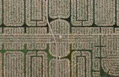 Géométrie urbaine, pavillonnaire