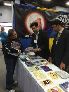 Messiah Foundation USA in Natural Living Expo Marlborough, Massachusetts