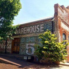 Cigar Warehouse West End downtown Greenville.  by marjoriemaxonphotography // yeahTHATgreenville