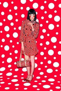 Lançou! Louis Vuitton apresenta lookbook da coleção em parceria com artista plástica japonesa Yayoi Kusama | Chic - Gloria Kalil: Moda, Beleza, Cultura e Comportamento