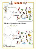 Arbeitsblatt/ Grammatikmit 10 Aufgaben- Artikel + Wortschatzübung- einen, eine, ein oder ---?- Pluralformen- Vergleiche: WIE oder ALS?- Adjektive Deklination/ unbest.Artikel- Akkusativ oder Dativ? Artikel + Adjektivendungen- Aktions- und Positionsverben- Modalverben- Reflexive Verben/ Reflexivpronomen- Satzbau/ PerfektUmfang: 3 Seiten (Farbe + SW + Lö)Viel Freude damit! Lieben Dank! ; ) - DaF Arbeitsblätter