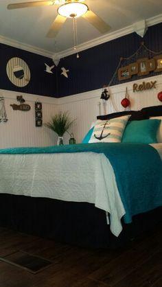 Lake house bedroom remodel!