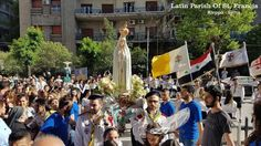 """Aleppo consecrated himself to Our Lady of Fatima, """"without fear of missiles"""""""