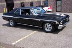 Classic Car Garage, Classic Cars, Chevy Nova, Impala, Custom Cars, Muscle Cars, Cool Cars, Super Cars, Badass