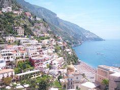 Almafi Coast, Italy-SO want to go there someday!