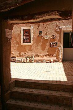 Casbah, Ouarzazate, Morocco