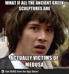 Conspiracy Keanu, asking the tough questions.