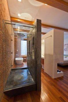Decoração de Box de Banheiros com Duchas Modernas!