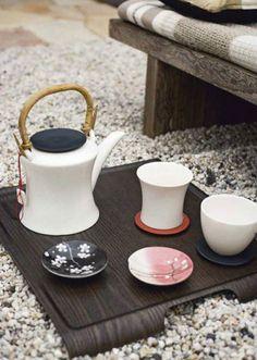 Japanese garden   Teatime