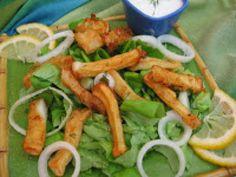 Salata cu calamar