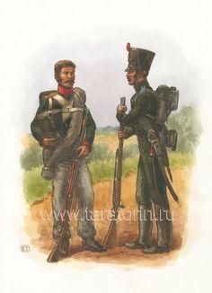 Русская армия на 1812 год
