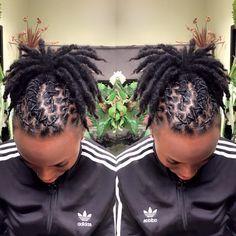 Dread Hairstyles Dread Stylesgoldie Locs Creation  Dread Styleslux & Locs