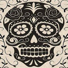 1f506469 50 Best Sugar Skull Insta images | Candy skulls, Sugar skull, Sugar ...