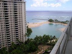 Ilikai Hotel, Waikiki, Hawaii