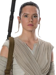 """I got Rey! Are You More Rey Or Finn From """"Star Wars: The Force Awakens""""?"""