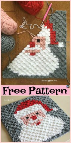 Häkeln Sie Santa Pixel Square – kostenlose Muster – 2019 Crochet Santa Pixel Square Free Pattern 2019 Crochet Santa Pixel Square Free Pattern The post crochet Santa Pixel Square free pattern 2019 appeared first on privacy. Ravelry Crochet, Free Crochet, Knit Crochet, Easy Crochet, Crochet Squares, Crochet Stitches, Granny Squares, Crochet Christmas Ornaments, Santa Christmas