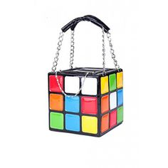(1) rubik's cube - the purse from Hudiefly