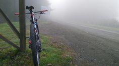 La neblina un amigo del sur en sus carreteras.