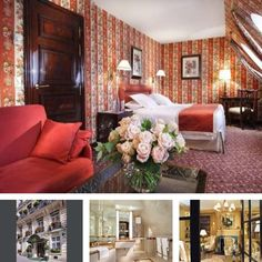 Hotel in Paris (Paris) - France-Voyage.com