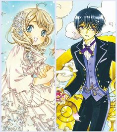 New Character ~ CCS Clear card arc☆ ~