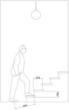 Interior Design Guide, Interior Design Kitchen, Modern Staircase, Staircase Design, Stairs Architecture, Architecture Details, Escalier Design, Building Stairs, Steel Stairs