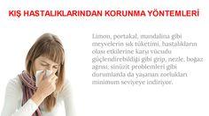 Kış Hastalıklarından Korunma Yöntemleri