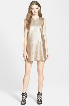 Whitney Eve 'Butterfly Ginger' Shift Dress available at #Nordstrom