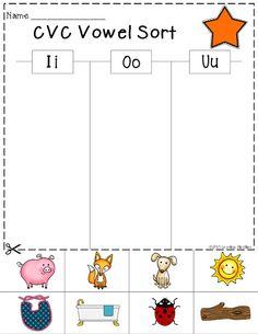 Common Core Crunch - October ELA No Prep Printables Word Work, homework, morning work, assessment