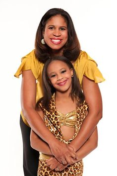 Holly with daughter Nia star in the new Lifetime series Dance Moms