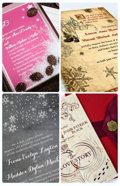 Winter Is Coming: Tips on Planning a Winter Wedding