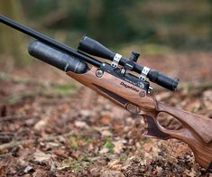 The Wolverine 2 air rifle from Daystate. Made in England this classic rifle in walnut stock delivers performance with elagance. Airsoft Tactical Vest, Airsoft Guns, Air Rifle Hunting, Hunting Rifles, Air Cannon, Rifle Stock, Battle Rifle, Military Guns, Shooting Range