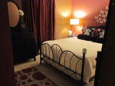 Small Master Bedroom Idea...