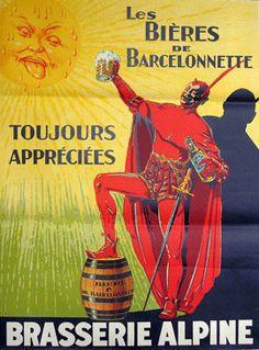 Les bières de Barcelonnette