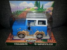 Chevron Cars Frankie 4-Wheeler with Removable Roof