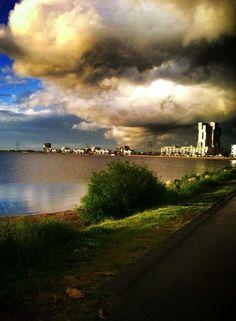 Nesselande Rotterdam, Country Roads, City, Pictures, Photos, Photo Illustration, Cities, Resim, Clip Art