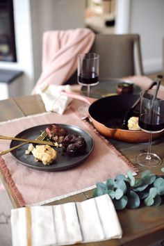 Easy at Home Valentines Day Ideas for Busy Parents featured by top Florida lifestyle blog, Fresh Mommy Blog: including the BEST meal, Romantic tablescape, Valentine decor and Our Top 15 at Home Date Night Movie Picks