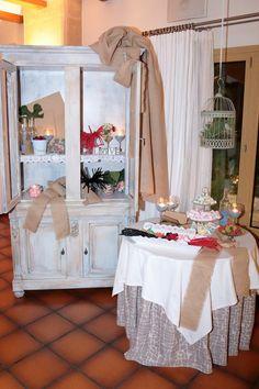 Sweet table Marcos y Paqui. Salones Carrasco Jávea