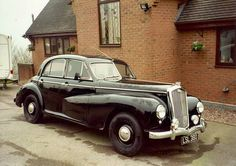 1950 Wolseley 6/80 Maintenance of old vehicles: the material for new cogs/casters/gears/pads could be cast polyamide which I (Cast polyamide) can produce
