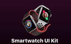 FREE Smartwatch UI Kit for Adobe XD   Lepix.org - Design Resources + Inspiration