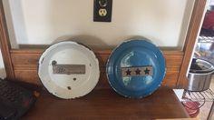 Enamel plates with magnets Cypress Hill, Repurposed Items, Farmer, Magnets, Enamel, Plates, Isomalt, Licence Plates, Polish