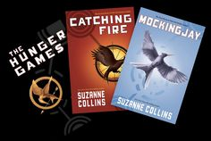 The Hunger Games trilogy is a fast-paced, somewhat heavy series, but it ensues a lot of discussion about government control and what it takes to survive in a world with limited privleges.
