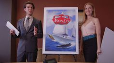 Boats (6min)-In this hilarious film by Justin Dec, a group of movie executives discuss if a film about boats can be the next big thing. It's very funny!  http://www.mustseeshorts.com/2013/10/boats-6min.html