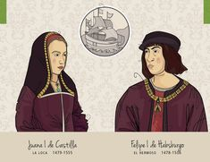 Spain History, Roman Emperor, Queen Of England, Linen Bag, Ferdinand, Brain, Disney Characters, Fictional Characters, Manga