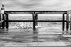 """Picture-A-Day (PAD n.2166) """"Pier One"""" ~Amy, DangRabbit Photography Pier, Long Island, NY"""