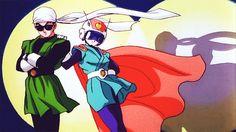 Great Saiyaman and Saiyan girl aka Gohan and Videl Videl Cosplay, Dragon Ball Z, Good Anime Series, The Fox And The Hound, Anime Screenshots, Nerd, Manga Games, Awesome Anime, Anime Comics